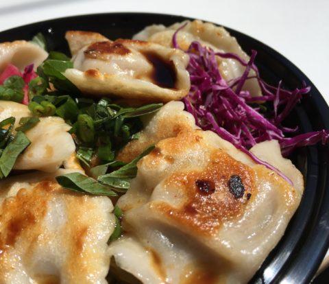 Mega dumpling bowl - Dumpling Park