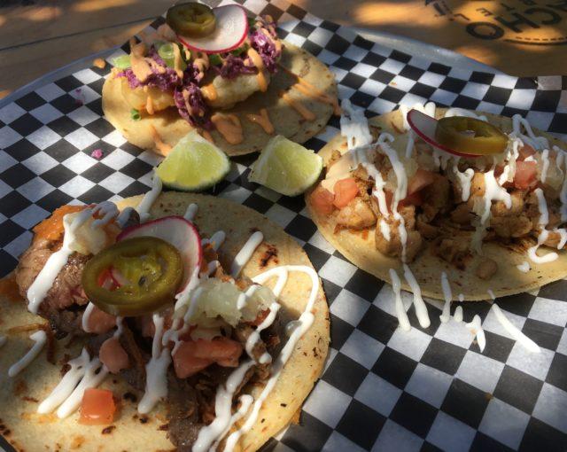 Tacos - Nacho Cartel