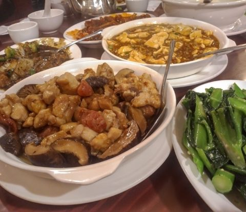 Spread of goodness - Cafe Orient