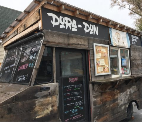 Dora-Don food truck