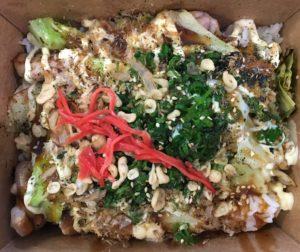 Okonomiyaki don - Dora-Don