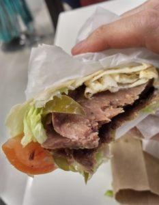 Donair - Shawarma Andalos