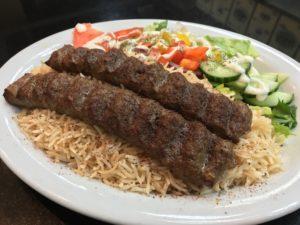 Beef shami - Afghani Kabob Express