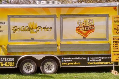 Trailer circa 2017 - Golden Fries and The Grilled Cheeserie