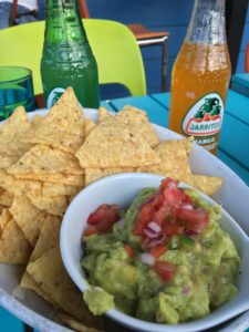 Guac and chips - Ola Cocina