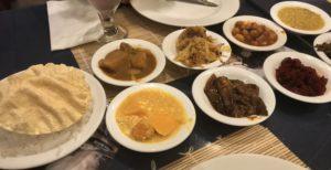 Vegetable thali - Ceylonta