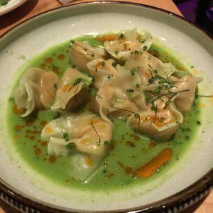 Squash dumplings - Datsun