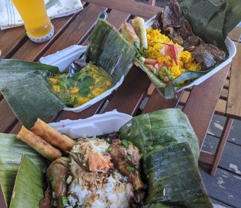 The spread - Lola's Kitchen