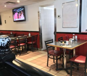 Interior - Al's Diner