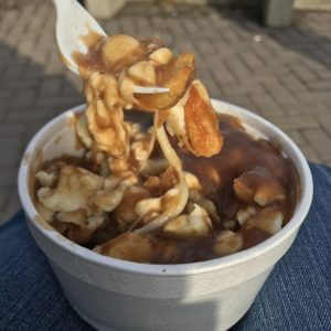 Small poutine - Frenchie's Super Fries