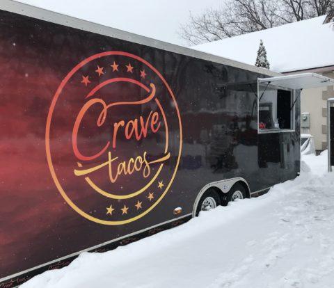 Crave Tacos trailer