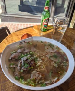 Traditional beef soup - Le Mien